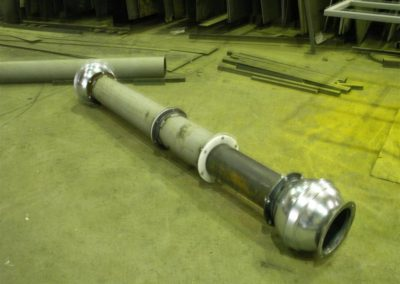 Telescoping Swivel Joint